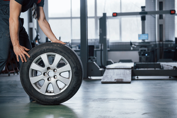 What are the Benefits of a Tire Rotation?